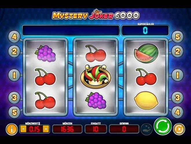 Spiele Mystery Joker 6000 - Video Slots Online