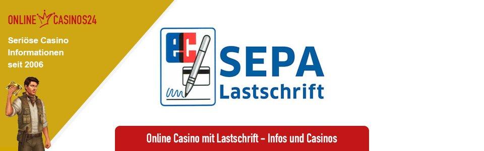 Online Casino Ec Lastschrift