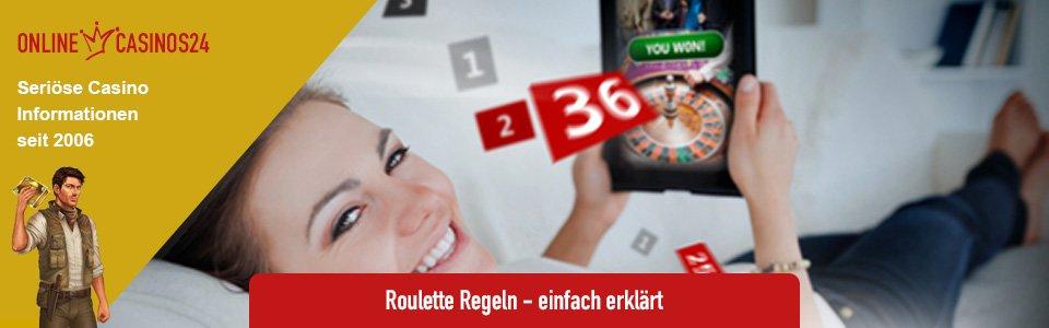 Roulette Spielregeln Einfach